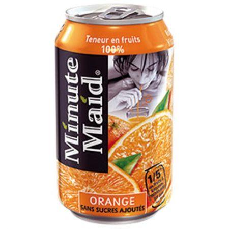 Minut Maid orange